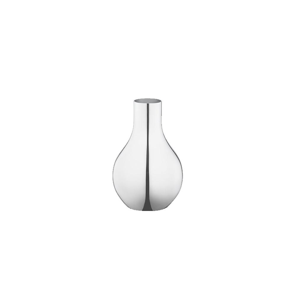 Georg Jensen Cafu Vase Extra Small Stainless Steel