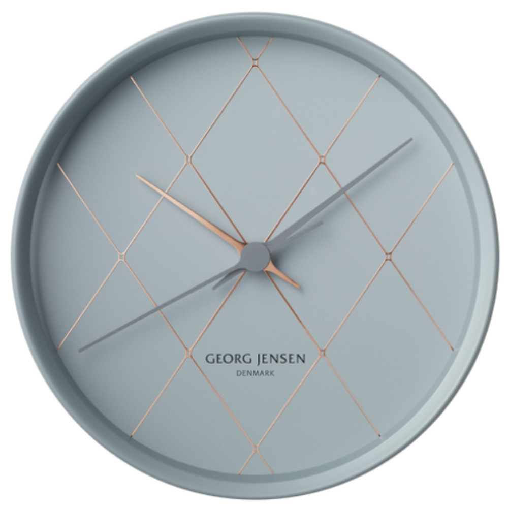 Georg Jensen Wall Clock Harlequin 22cm
