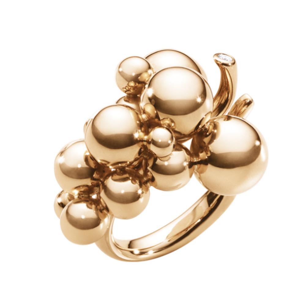 Georg Jensen Grape Ring 1551 Rg 0022 Dune