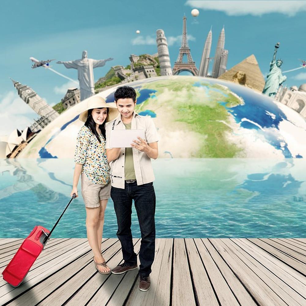 MyList Honeymoon Flight Contribution AED 100