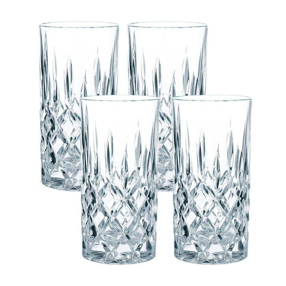 Tavola Noblesse Long Tumbler 4pcs Box