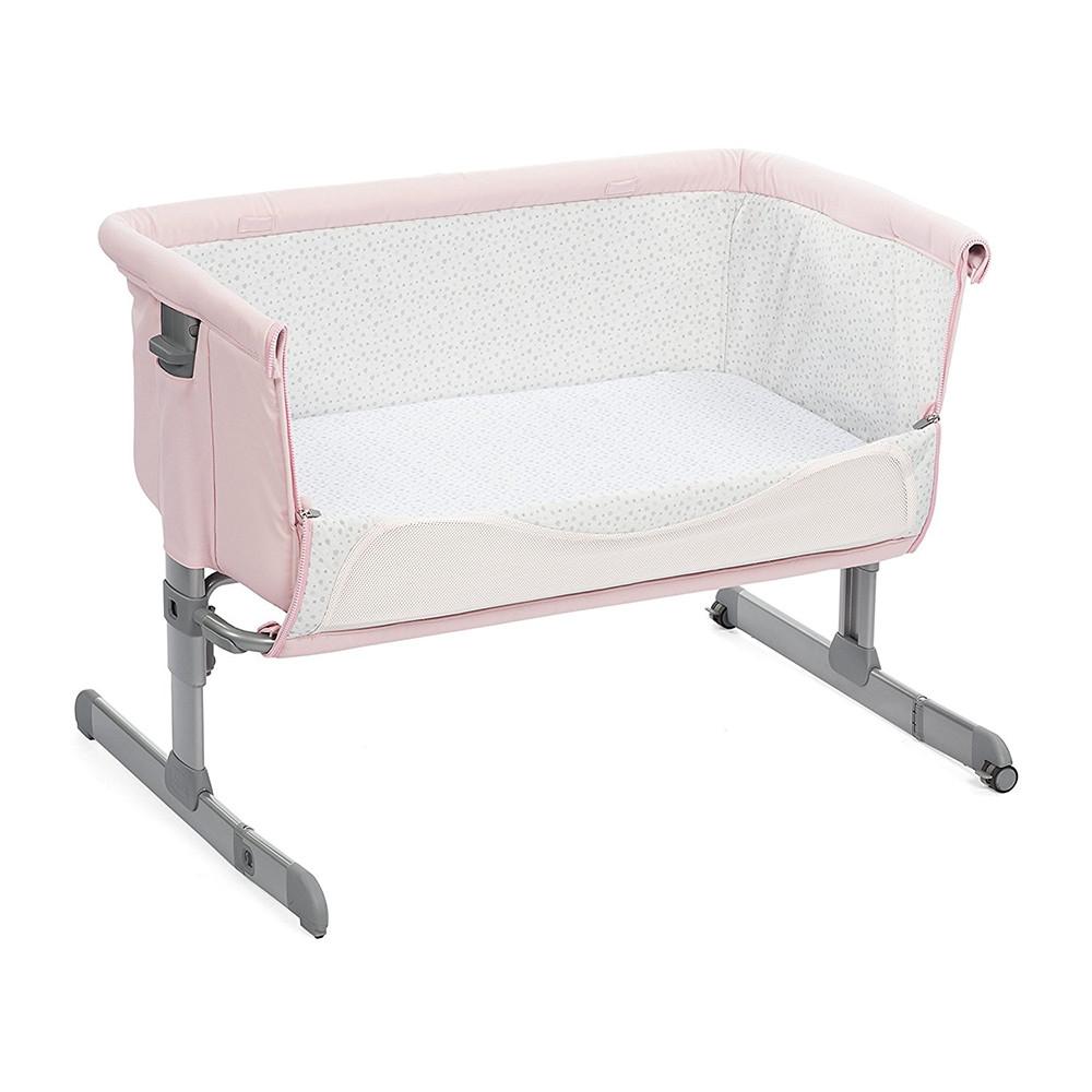Chicco - Next2Me Co-Sleeping Crib - Pink