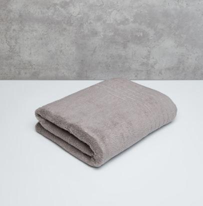 Infinity Bath Sheet-Silver