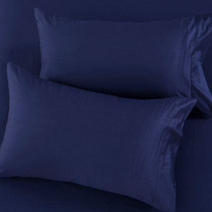 Cloud Jersey Pillow Covers Set of 2 -Sea Foam