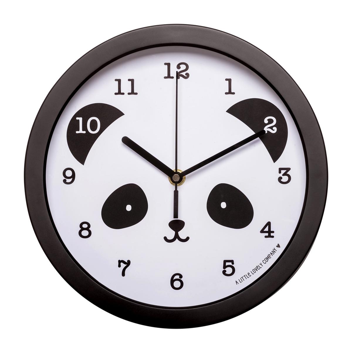Clock - Panda