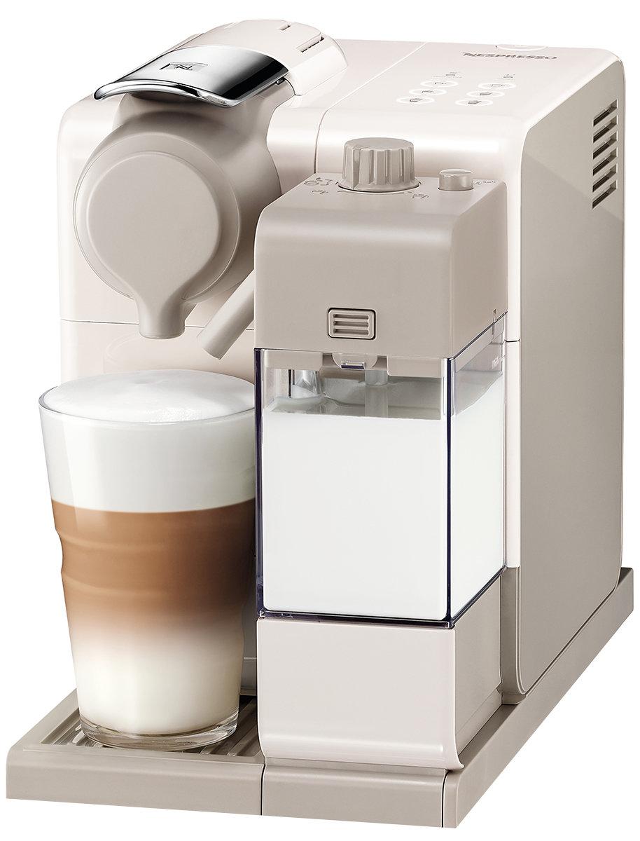 Nespresso Lattissima Touch Coffee Machine - White