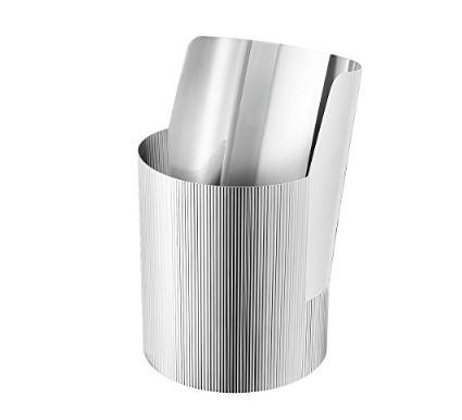 Urkiola Vase,Large Mirror Polished Stainless Steel