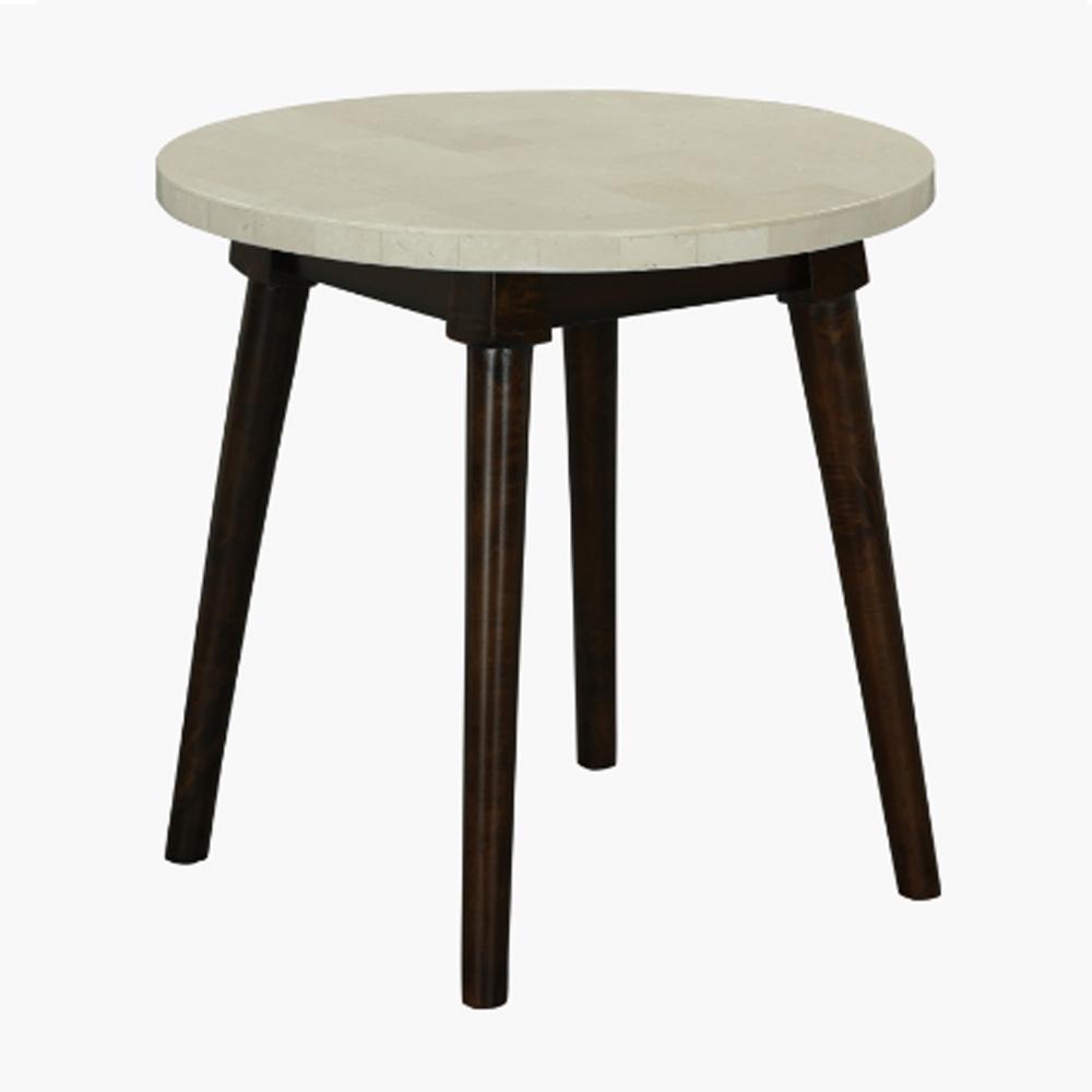 Gasha Round End Table