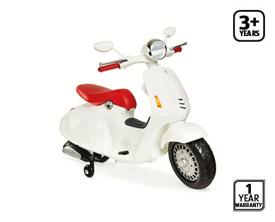 Retro Scooter 6V Ride On