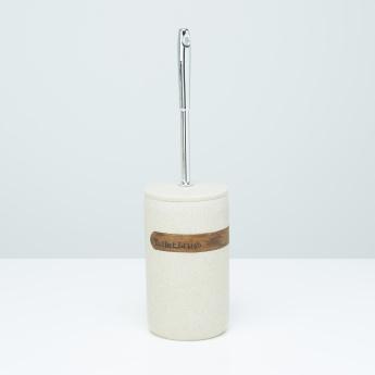 Masaki Toilet Brush Holder with Cover