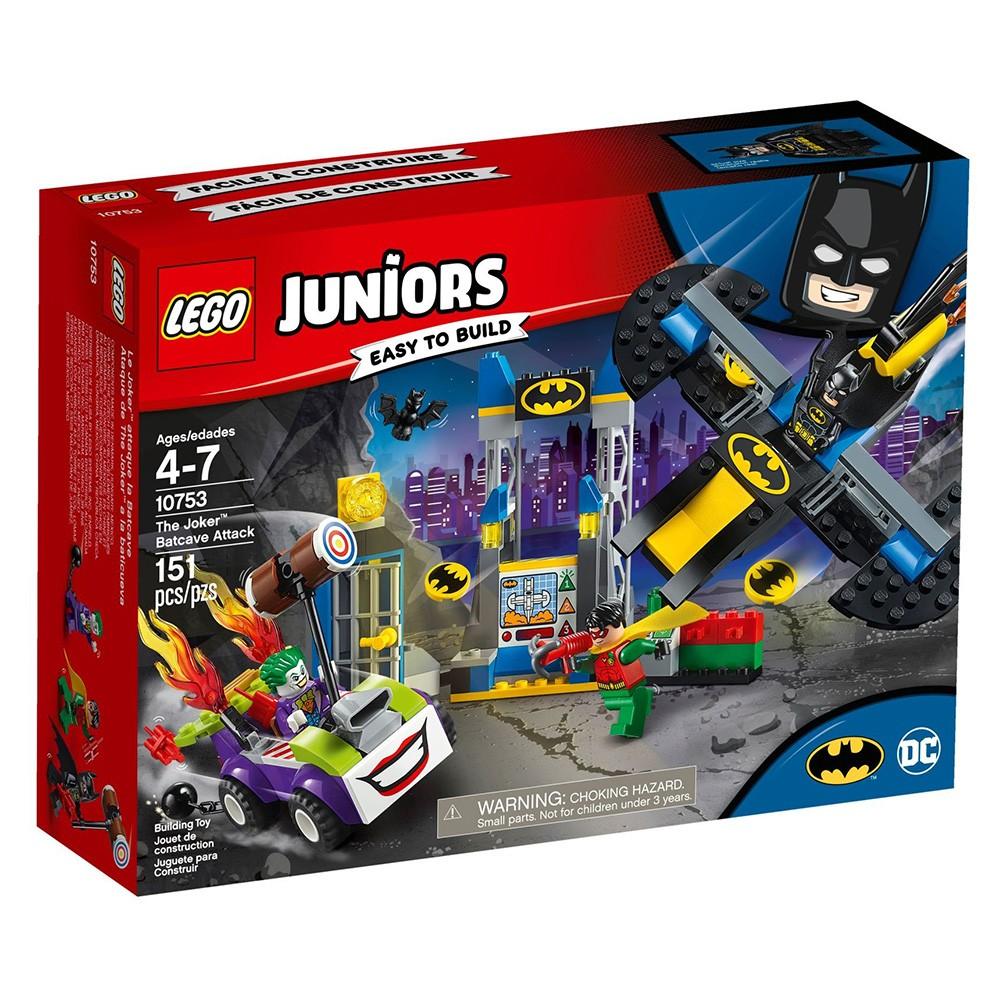 The Joker Batcave Attack