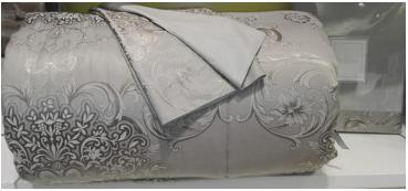 Jaquard Margutta 5 Piece Comforter Set  King