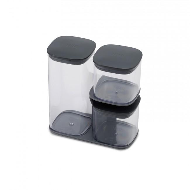 Podium Storage Jar Set 3Pcs