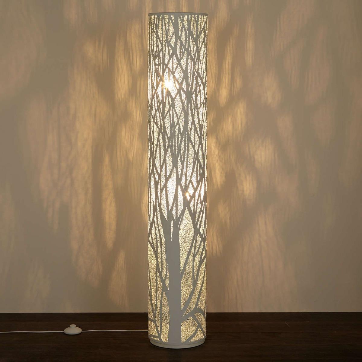 Devon Floor Lamp, Taupe