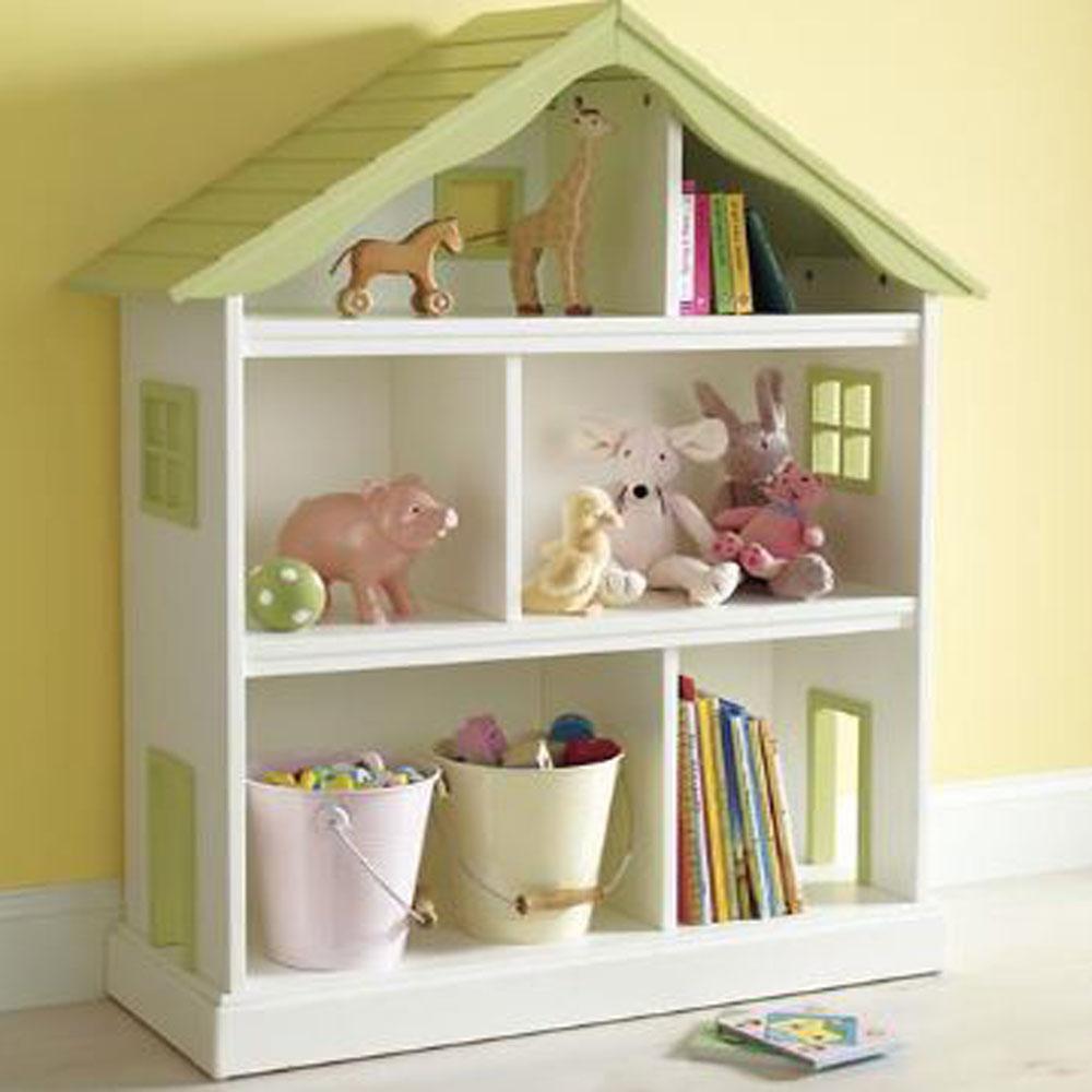 Basic Classic Doll House or Shelf