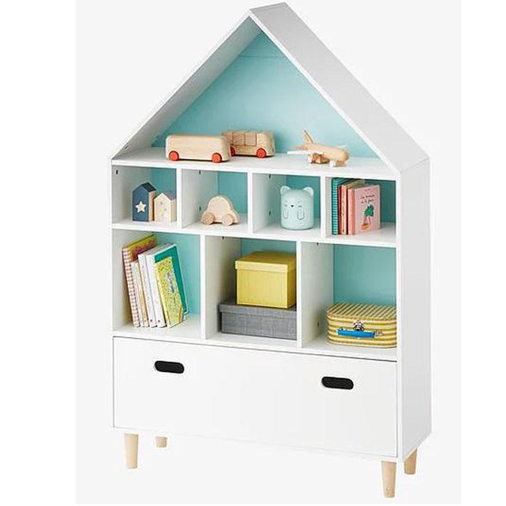 House Shaped Storage Unit