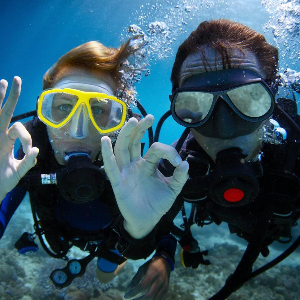 PADI Open Water Diving Course 18 meters