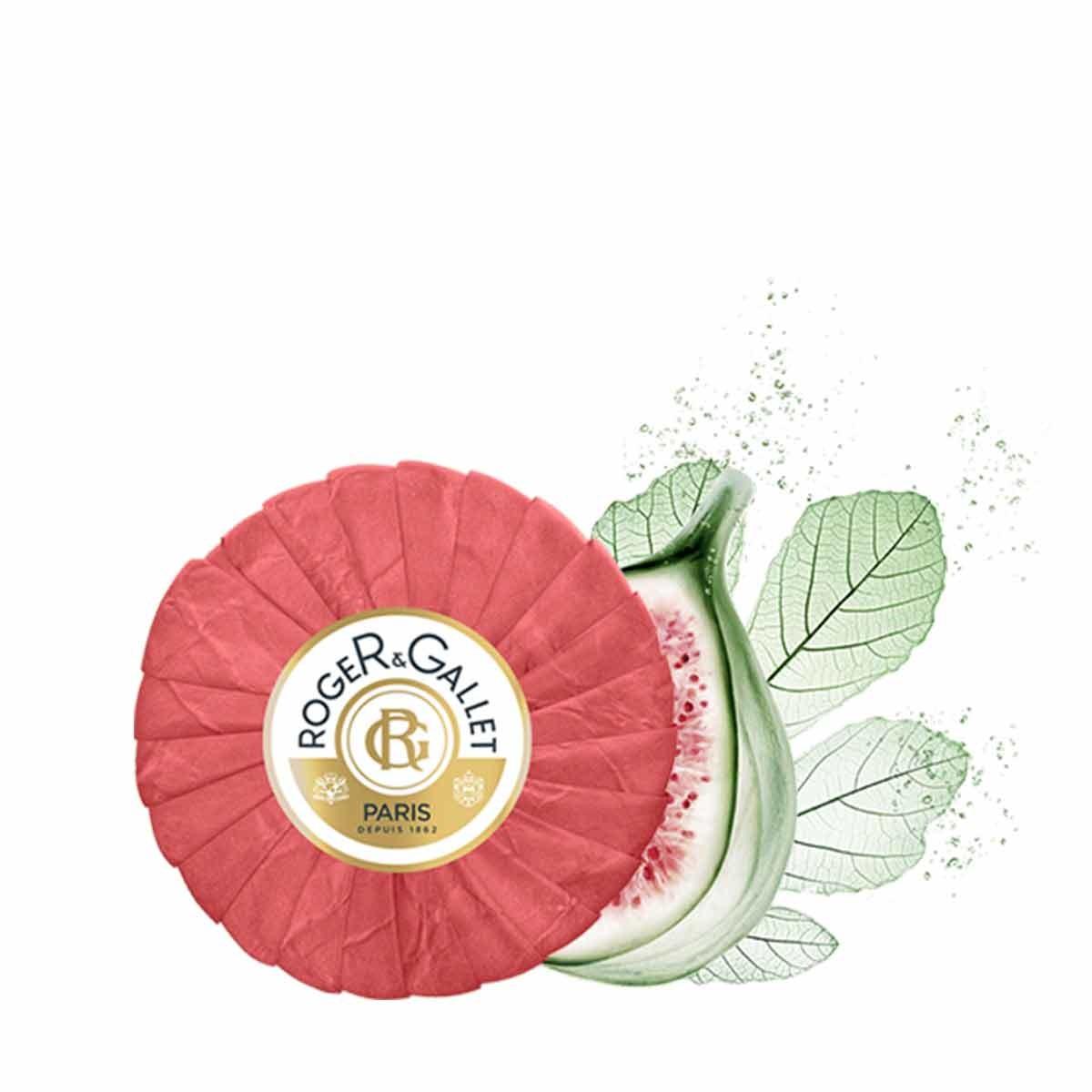 Roger & Gallet Fleur De Figuier Perfumed Soap 100G