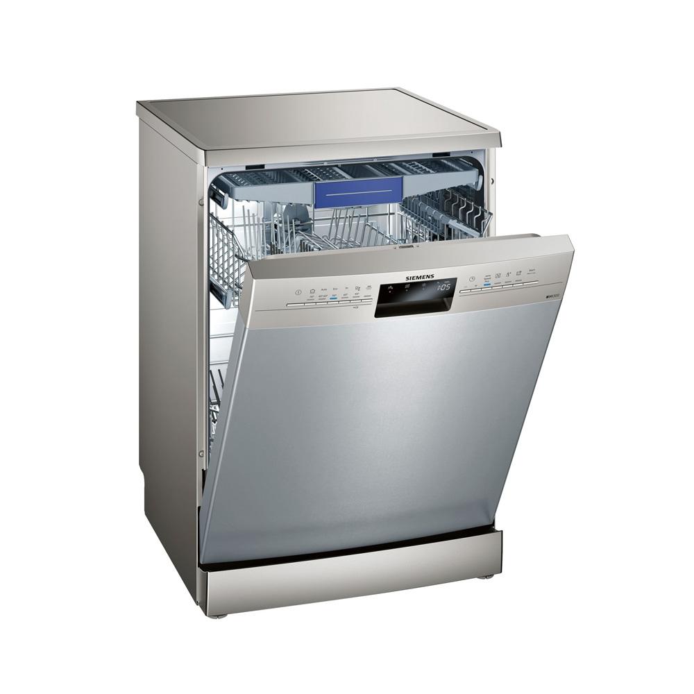 iQ300 Free-Standing Dishwasher Silver SN236I10KM