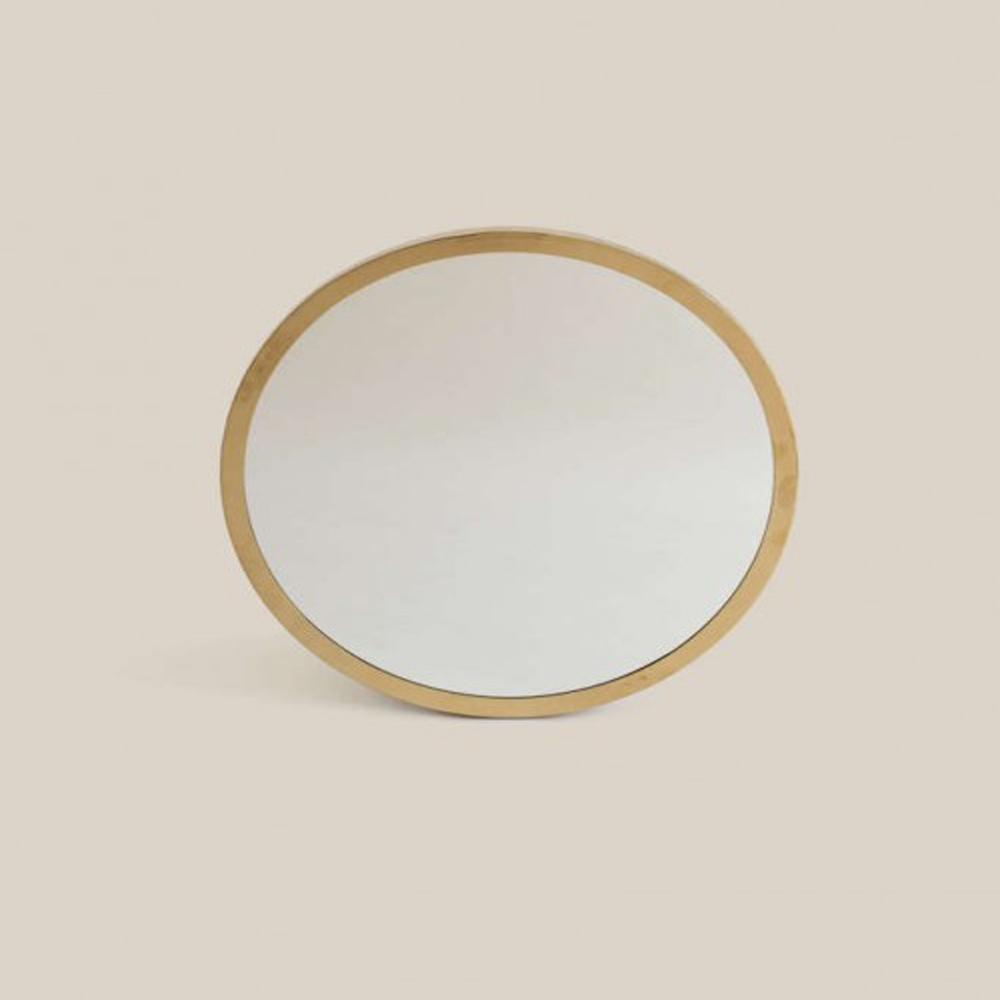Toledo Round Mirror L