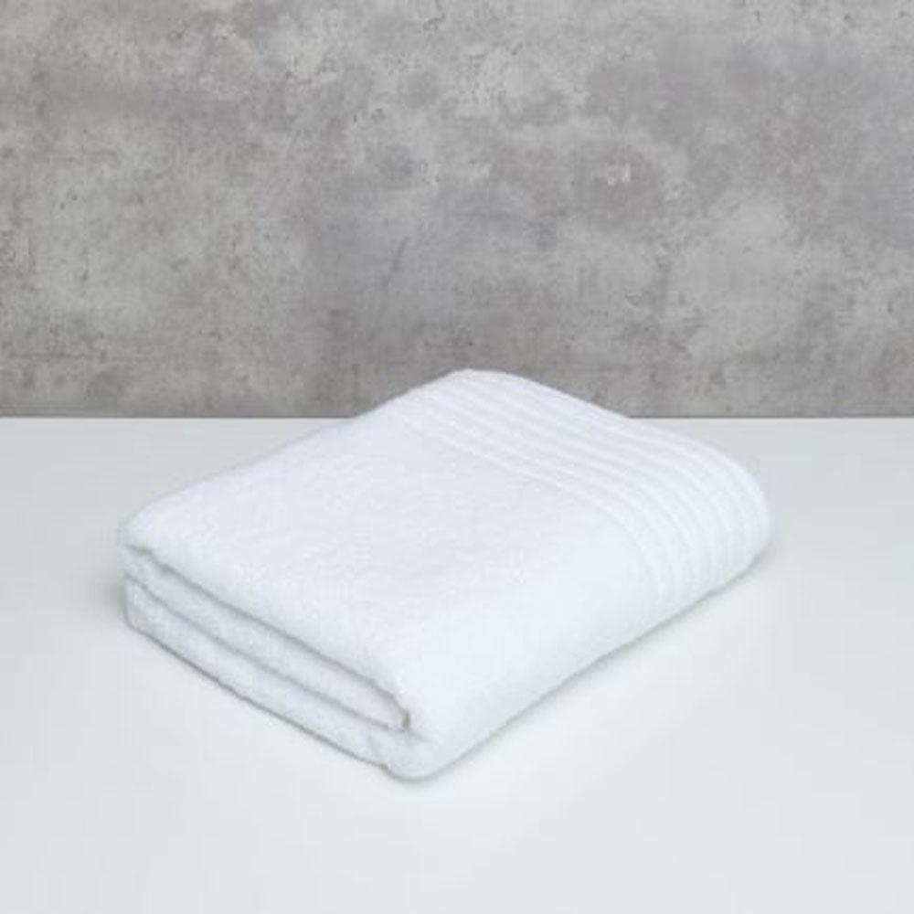 Egyptian Cotton Bath Sheet- White