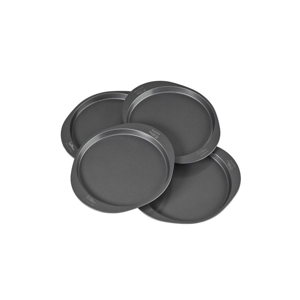 Easy Layer Round Pan, Set of 4